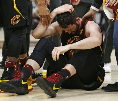 Cavaliers Kevin Love ruled out for Game 7 against Celtics