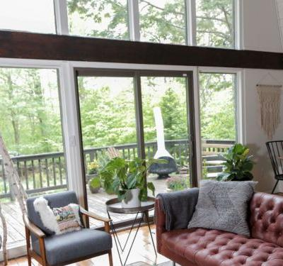 We Spent $40,000 Renovating Our New York Home - This Is What It Looks Like Now