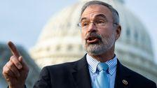 GOP Rep. Andy Harris Tries To Bring Gun Into House Chamber