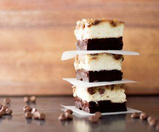 How to Make Brownie Cheesecake Cookie Bars