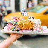 These Unicorn Cannolis Are So Heavenly, You'll Wish You Knew They Existed Sooner