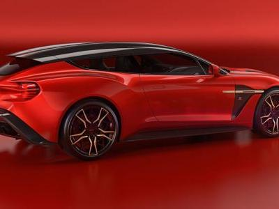 The Aston Martin Vanquish Zagato Shooting Brake Is A Gorgeous Feast For The Eyes