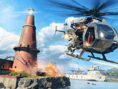 Call of Duty Blackout Where to Find a Helicopter
