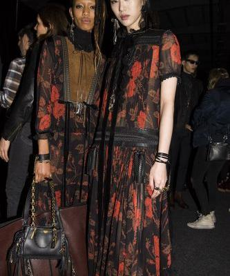 Coach Present Their AW18 Co-Ed Show In New York