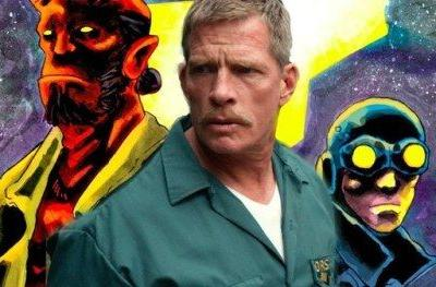 Hellboy Gets Thomas Haden Church as Lobster Johnson?It has been