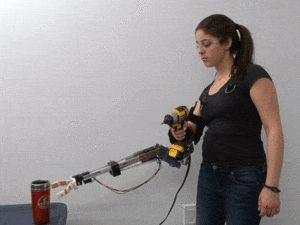 Things You Can Do With an Extra Robotic Arm