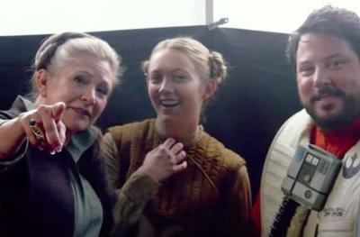 Star Wars 9 Friendships Featurette from CCXP Is Going to Make