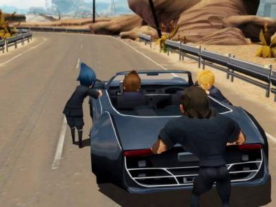 Final Fantasy XV: Pocket Edition launches on Xbox One