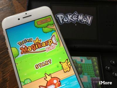 The new mobile Pokémon game Magikarp Jump has hit the App Store!