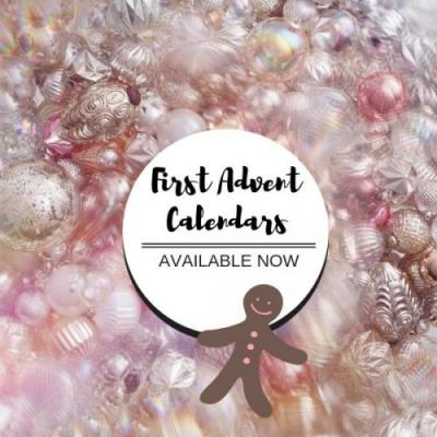First Advent Calendars Available Now
