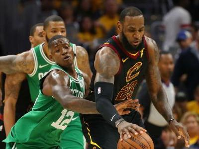 NBA playoffs 2018: Terry Rozier says Celtics 'needed to get our butts whooped'