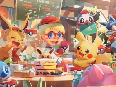 Pokemon Cafe Mix is now open for business on Switch and mobile