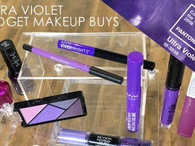 WILL YOU BE WEARING THE COLOR OF THE YEAR? ULTRA VIOLET BEAUTY