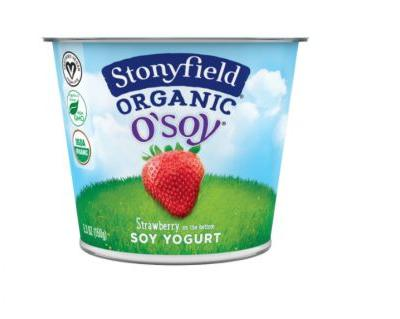 Yogurt recall: Stonyfield recalls soy products that may contain allergens