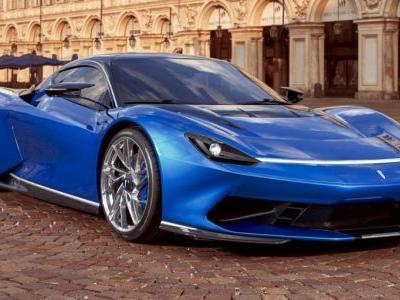 5 Fastest Electric Cars in the World 2021