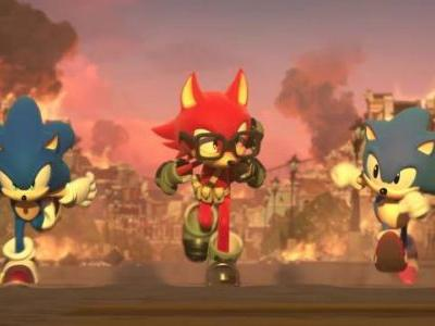 Sega Announces Episode Shadow DLC for Sonic Forces