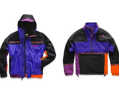 The North Face Goes Retro With '92 RAGE Collection