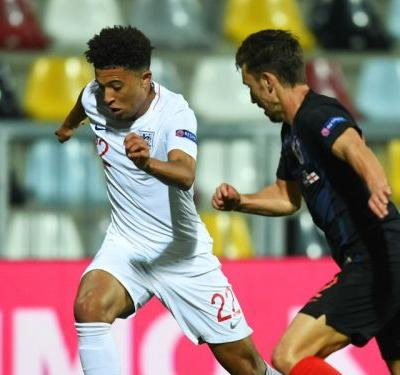 Sancho's 'great' England bow makes its mark on captain Kane
