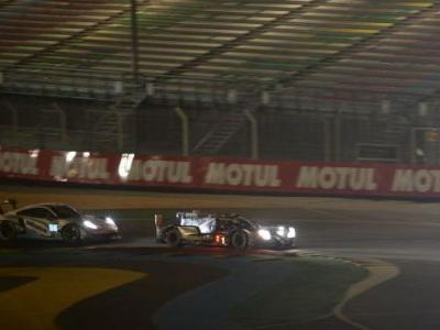 2020 24 Hours Of Le Mans: 20 Hours In: The No. 8 Toyota Leads As The Sun Rises In France