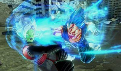 Dragon Ball Xenoverse 2 DB Super Pack 4 Out in June