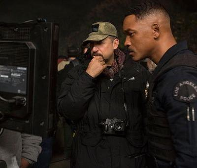 New Bright Action Featurette Focuses on Will Smith and Explosions