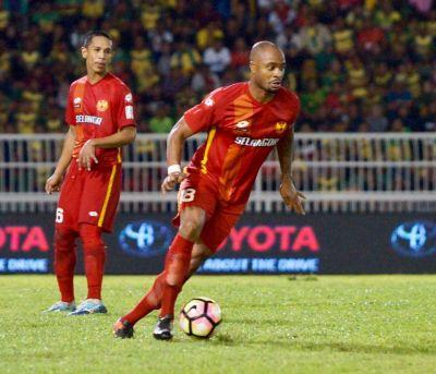 Ukah wants Selangor to qualify for next year's AFC Cup