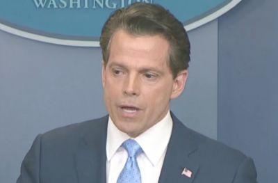 Scaramucci Admits He's Deleting Some Old Tweets: 'Shouldn't Be a Distraction'