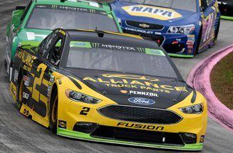 Brad Keselowski says he'll need to win Miami to win the championship