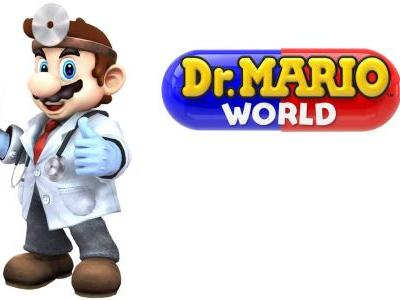 Dr. Mario World Launches July 10th For iOS And Android