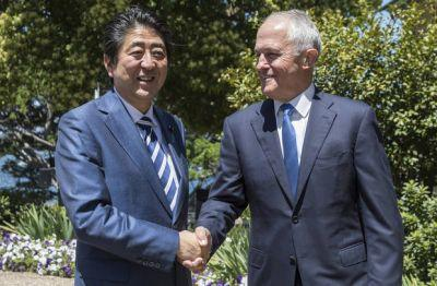 Australia, Japan boost defense ties amid instability in Asia