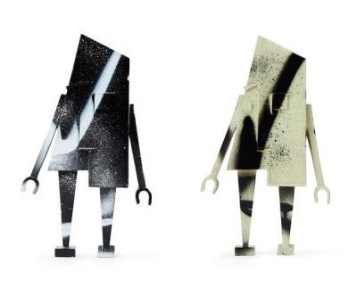 Futura x Concrete Objects 'Null' Figures Available Now