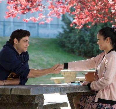 Netflix just released its newest rom-com 'To All The Boys I've Loved Before' - and people can't get enough of it