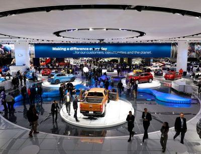 'It could've been a catastrophe': The Detroit Auto Show's move from January to June might have saved it from being a viral hub for coronavirus cases in the US