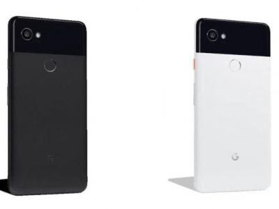 Pixel 2 XL renders leak confirming name, storage tiers, colors, likely starting at $849