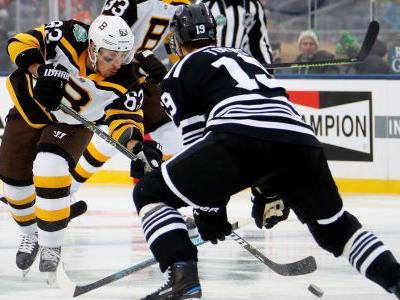 Winter Classic 2019: Three takeaways from the Bruins' win over the Blackhawks
