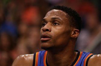 Westbrook secures triple-double average, falls short of 42nd