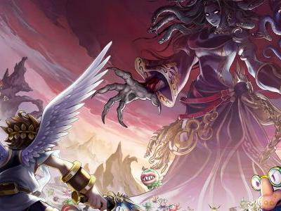 Sakurai says Kid Icarus: Uprising Switch port might not even be possible, which is a damn shame