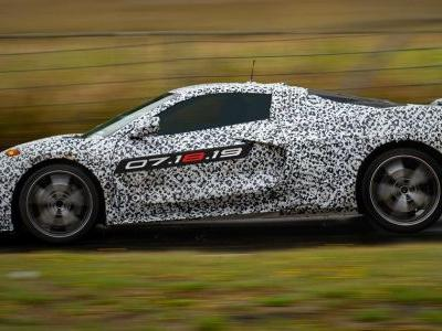 Chevrolet Finally Confirms The C8 Corvette And A July Reveal Date