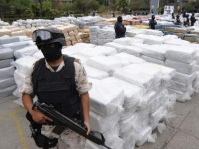 Mexico Seizing 800 Pounds Of U.S. Government Cocaine Is Fake News