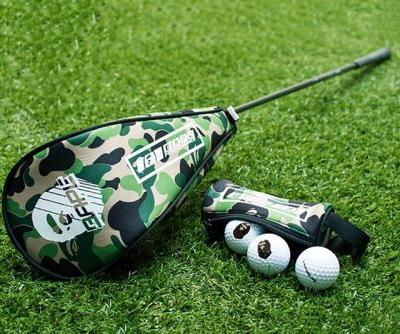 BAPE Launches Sports Line With New Golf Set