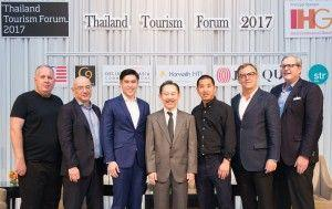 New Generation of Tourism Profresional Addresse The Future Of Thai Hospitality Industry As One Belt
