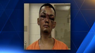 Man tries to carjack football players, gets beat up