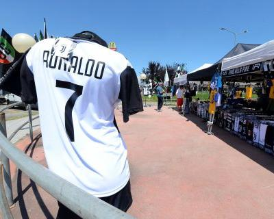 Juventus sold $60 million worth of Ronaldo jerseys in 24 hours - almost half his transfer fee