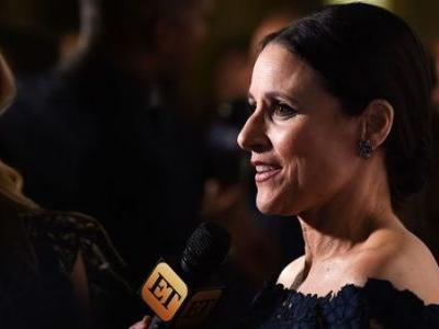 Julia Louis-Dreyfus, Of 'Veep,' 'Seinfeld' Fame, Receives Mark Twain Prize