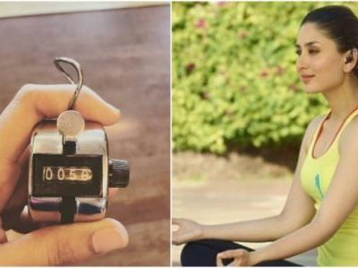 Kareena Kapoor Khan nails 50 suryanamskars after gym session in new workout video