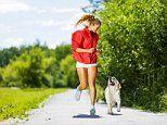 Walking a dog does wonders for your MENTAL health