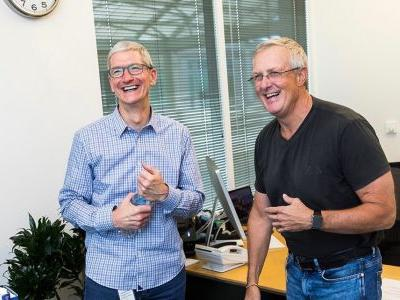 Apple's general counsel and SVP Bruce Sewell to retire, will be replaced by Katherine Adams