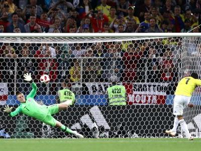 World Cup 2018: England prevails on penalties after late Colombia equalizer