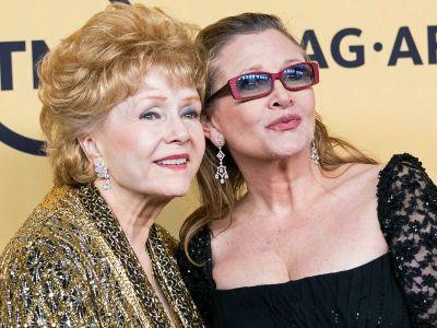 Carrie Fisher & Debbie Reynolds' Movie Memorabilia Will Be Auctioned Off