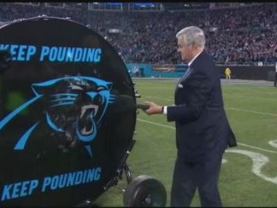 Carolina Panthers owner Jerry Richardson to put team up for sale
